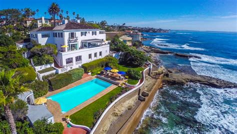 california waterfront property in san diego la jolla