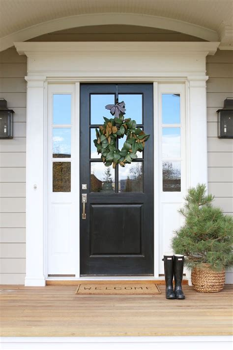 front door ideas 25 best ideas about front doors on pinterest wood front