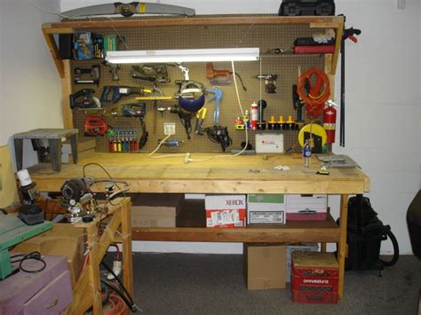 home made work benches homemade workbenches