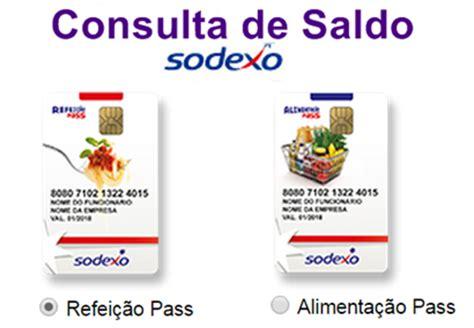 consulta de saldo tarjeta uniticket alimentacion cart 227 o sodexo saldo alimenta 231 227 o e refei 231 227 o pass 2 via
