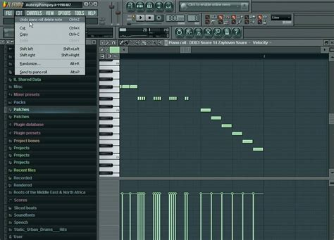 trap drum pattern midi snare roll in fl studio youtube