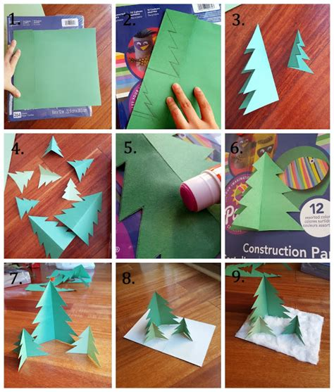 How To Make Paper From Trees Step By Step - diy paper trees la vie en may