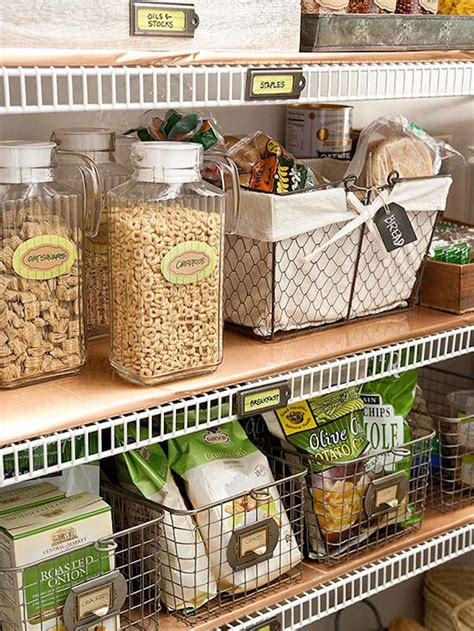 kitchen food storage ideas creative pantry organizing ideas and solutions