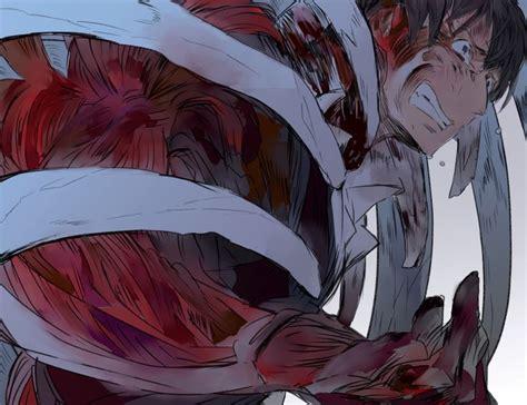 Gelang Anime Attack On Titan Snk bertolt hoover bertholdt fubar colossal titan shingeki no kyojin attack on titan snk