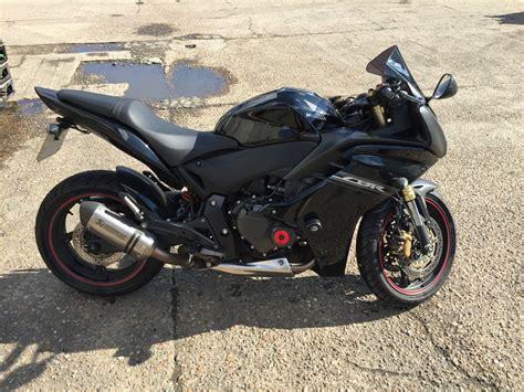 cbr 600 black 2012 honda cbr 600 fa b black