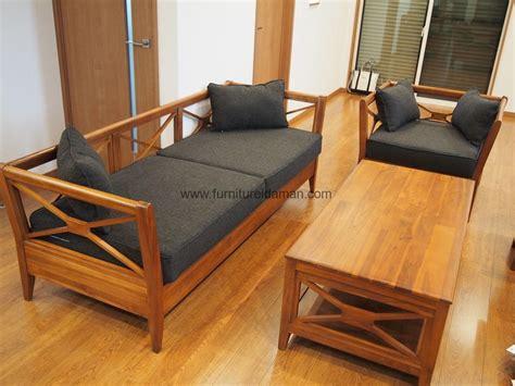 Kursi Tamu Kayu Minimalis Kursi Tamu Minimalis Kayu Jati Furniture Idaman Furniture Idaman
