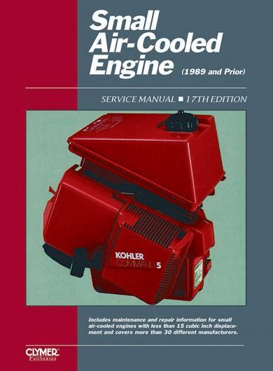 service manual small engine maintenance and repair 2011 toyota tundramax electronic throttle 1989 and prior small air cooled engine clymer service manual vol 1 17th ed