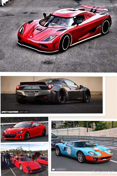 koenigsegg garage my dreamcar 5 car garage koenigsegg agera r ford gt