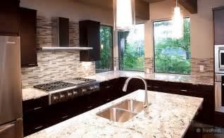 spring granite design pictures remodel backsplash shape around windows home pinterest espresso cabinets
