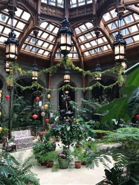 indoor winter garden indoor winter garden area picture of biltmore estate