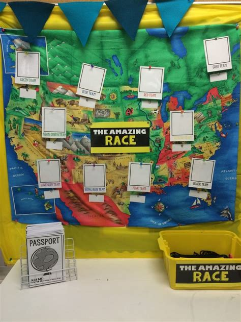 Amazing Race Decorations by 25 Best Ideas About Modern Classroom On