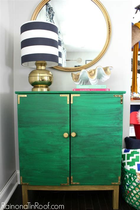 Bar Cabinet Hack by Tarva Hack Drink Bar Cabinet