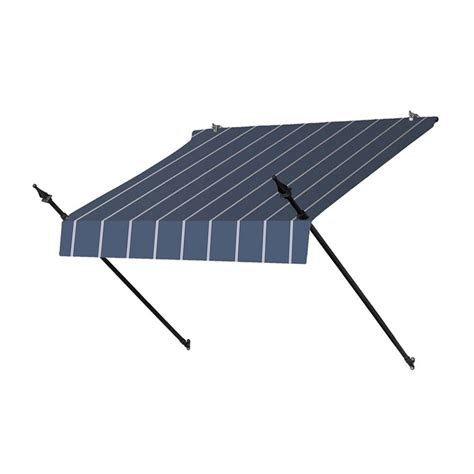 awning retractable manually awnings in a box 4 ft designer manually retractable