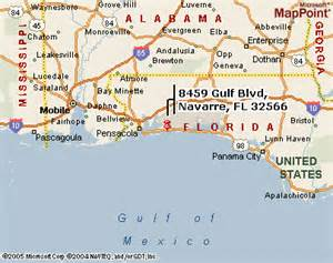 map of navarre fl area pictures to pin on