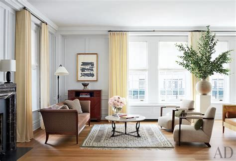 new york wohnzimmer traditional living room by aparicio associates ad