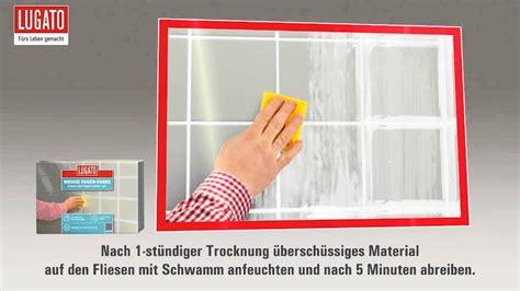 Fliesenfugen Erneuern Anleitung by Anleitung Fugen Erneuern Ausbessern Und Wei 223 Machen