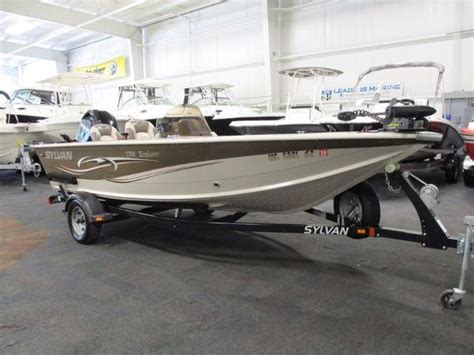 sylvan explorer boats used aluminum fish sylvan boats for sale boats