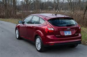 2014 Ford Focus Se Review 2014 Ford Focus Titanium Review Motor Review