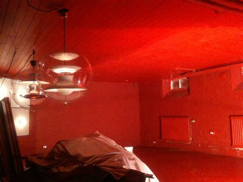 how to paint a room red red room the continue the verner panton collector