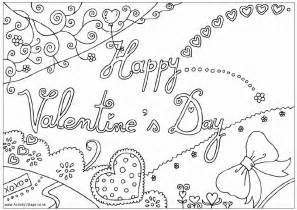 Valentine S Day Coloring Page Coloring Pinterest Valentines Day Coloring Pages For Adults