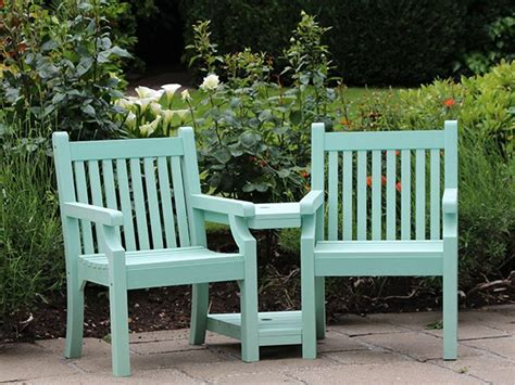love bench garden furniture winawood love seat wood effect composite loveseat