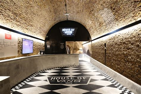 house of vans house of vans london tim greatrex archdaily