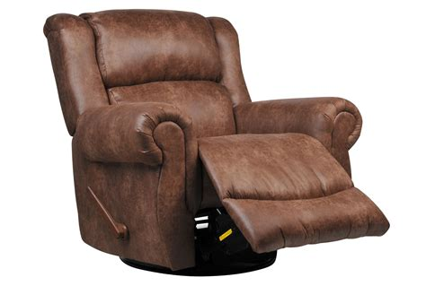 Rocker Recliner For Small Spaces Christopher Swivel Rocker Recliner Living Spaces