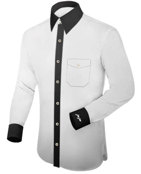 Square Plain Collar Shirt 2 itailor mens white dress shirts with cuffs 163 17 99