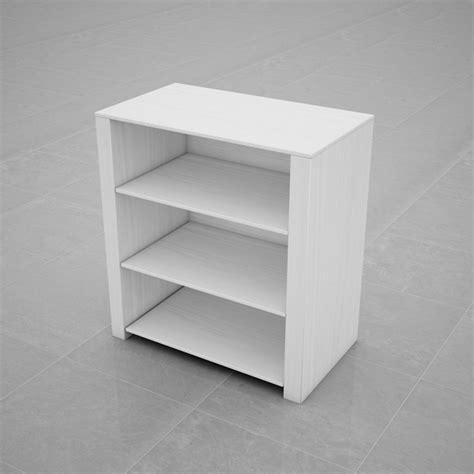 shelf unit white