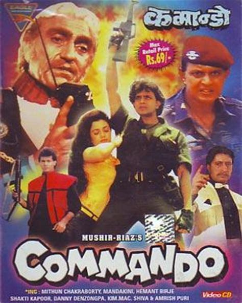 film india commando commando 1988 movie