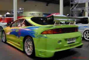 Fast And The Furious Mitsubishi Eclipse Mitsubishi Eclipse Starring In Fast And The Furious On