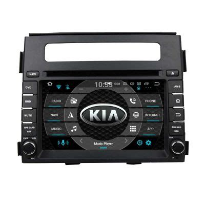 kia aftermarket sat nav android head unit upgrade belsee