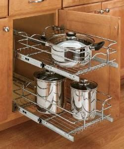 wire slide out shelves for kitchen cabinets rev a shelf 5wb2 1222 cr 12 inch pull out chrome