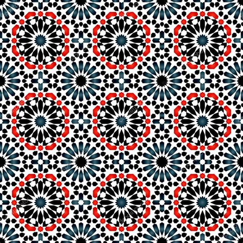 islamic pattern stock islamic pattern stock vector 169 sateda 10365542