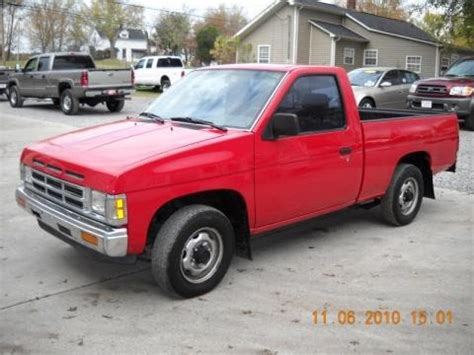 nissan truck specs 1991 nissan hardbody truck regular cab data info and