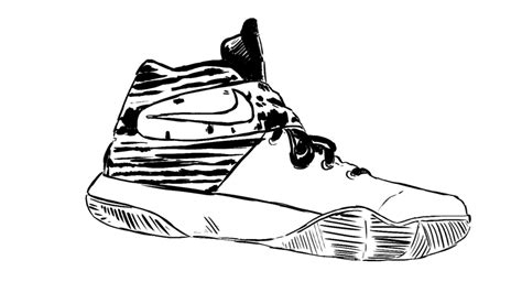kyrie shoes coloring pages coloring coloring pages