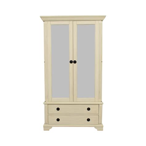 pottery barn computer armoire home decor appealing white armoire 60 off pottery barn