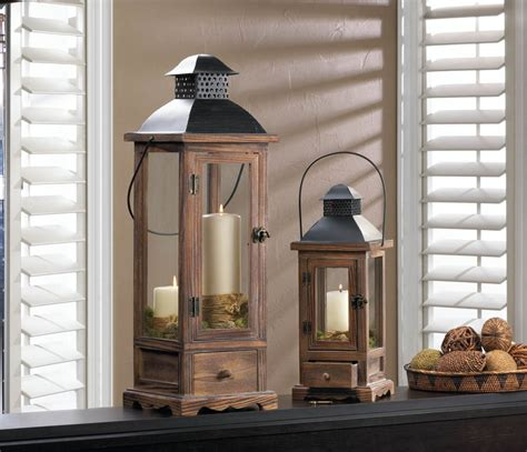 koehler home decor large mount vernon wooden lantern wholesale at koehler