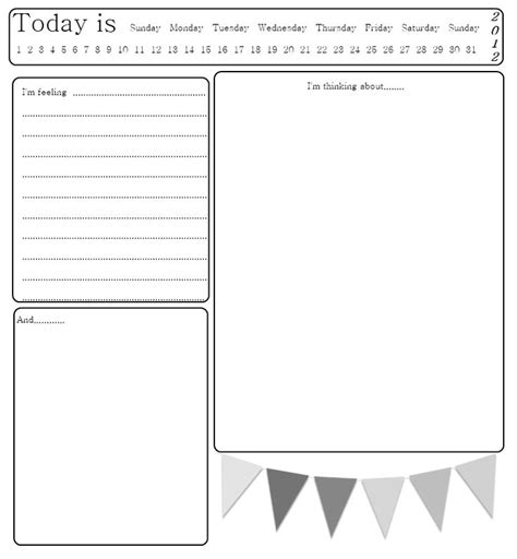 free journal card templates journal printable pages cards and file folders