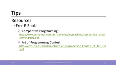 guide to competitive programming learning and improving algorithms through contests undergraduate topics in computer science books basic problems and solving algorithms