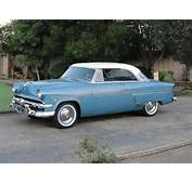 1954 Ford Crestline Victo For Sale