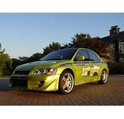 Fast And Furious Mitsubishi Lancer Evolution  Hnczcywcom