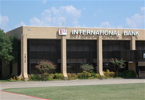 international bank international bank plano closed by