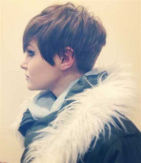 pixies for thick hair 15 pixie cuts for thick hair short hairstyles 2017