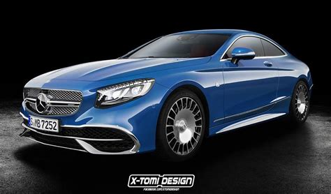 maybach mercedes coupe maybach s 650 envisioned as a coupe