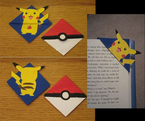 Corner Bookmark Origami - corner bookmarks pinteres