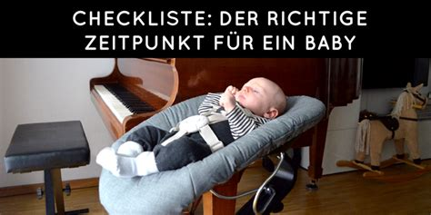 wann ist ein baby lebensfähig wann ist der richtige zeitpunkt f 252 r ein baby eine kleine