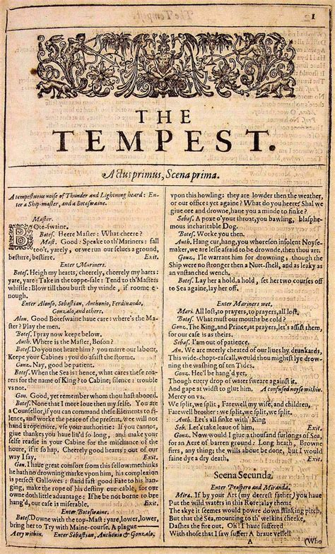libro fifteen one act plays vintage william shakespeare the tempest arts one open
