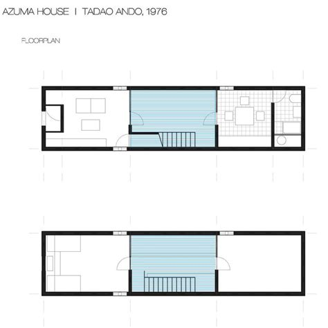 tadao ando floor plans azuma house tadao ando plan house interior