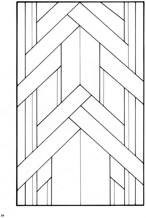 pattern line deco 1914 beste afbeeldingen over glass art and mosaics op